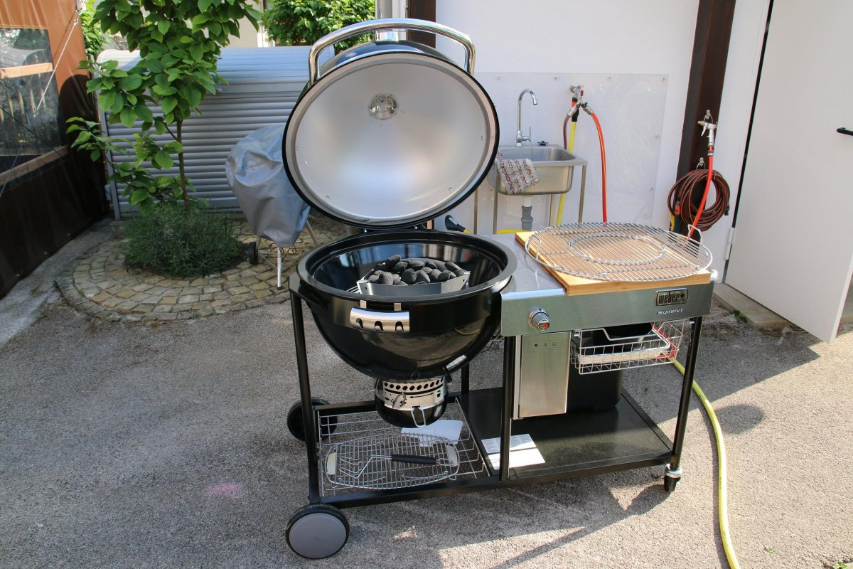 Weber Holzkohlegrill Forum : Durbach special basic weber grill academy