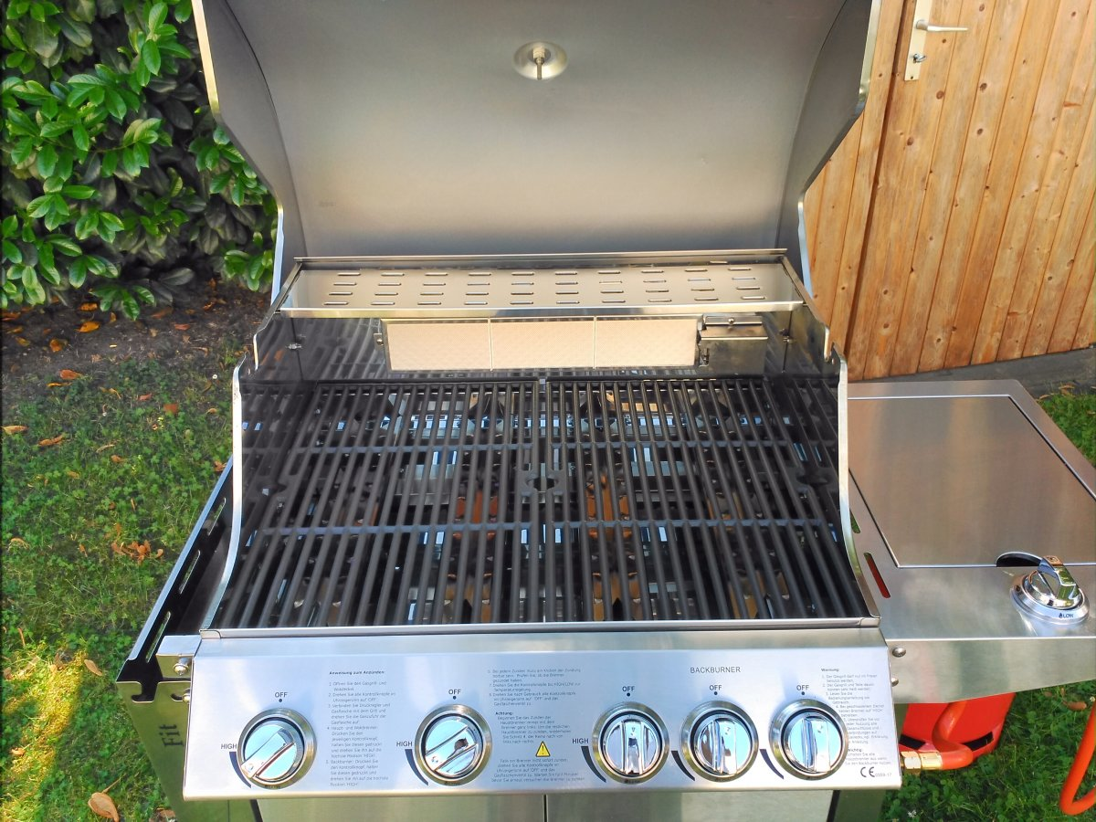 Enders Gasgrill Urban Vario Pro : Enders gasgrill forum grill barbecue thread seite computerbase