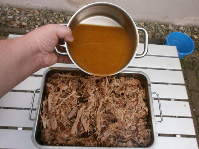Pulled Pork Im Weber Gasgrill : Pull pork auf dem gasgrill