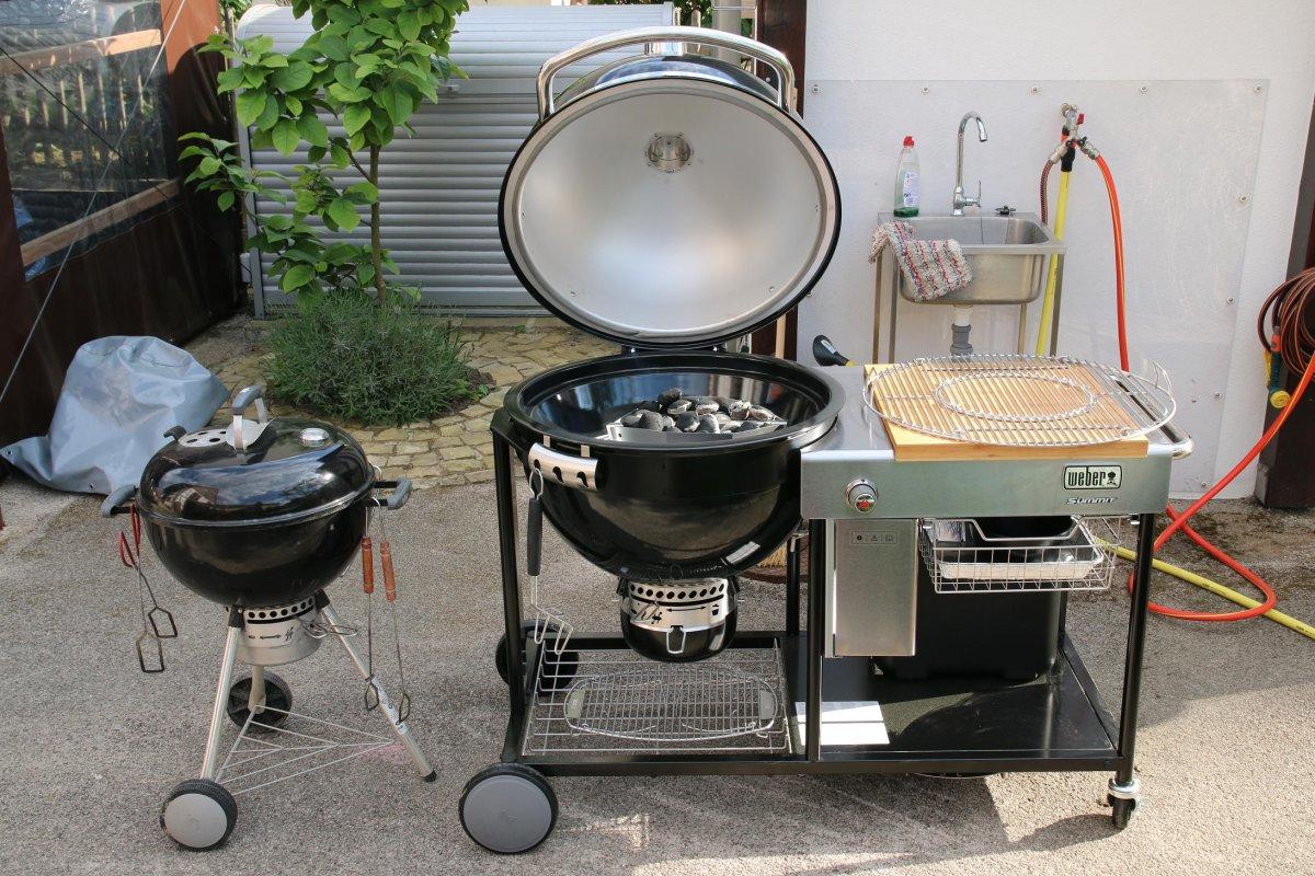 Weber Holzkohlegrill Forum : Basic weber grill academy