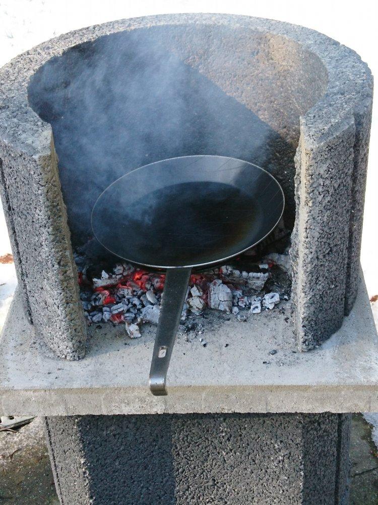 Dutch Oven Die Erste