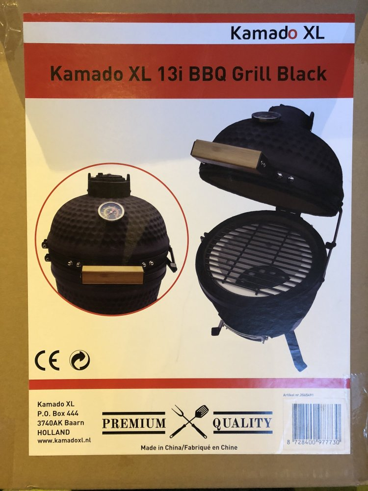 Favorit Kamado Grill bei Action GR07
